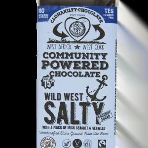 Clonakilty Chocolate - Salty