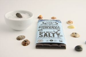 Clonakilty Chocolate - Wild West Salty