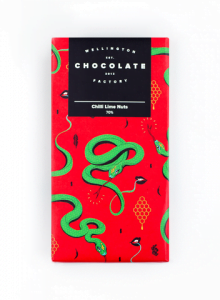 Wellington Chocolate Factory - Chilli and Lime