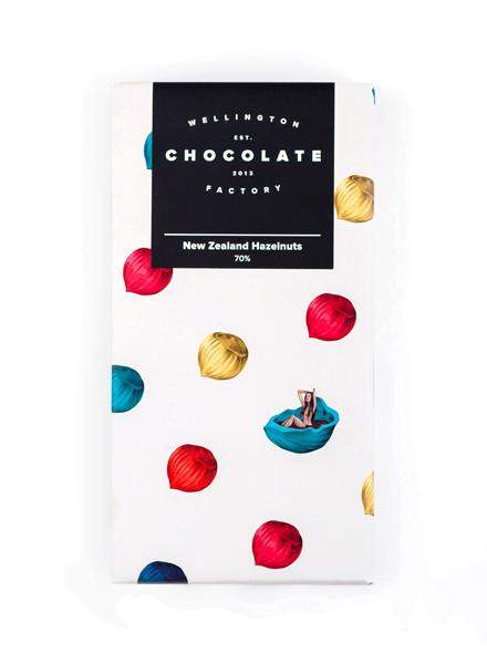 Wellington Chocolate Factory - Hazelnut