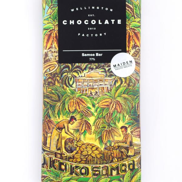 Wellington Chocolate Factory - Samoa