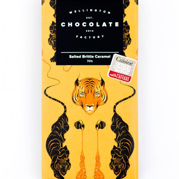 Wellington Chocolate Factory - Salted Caramel