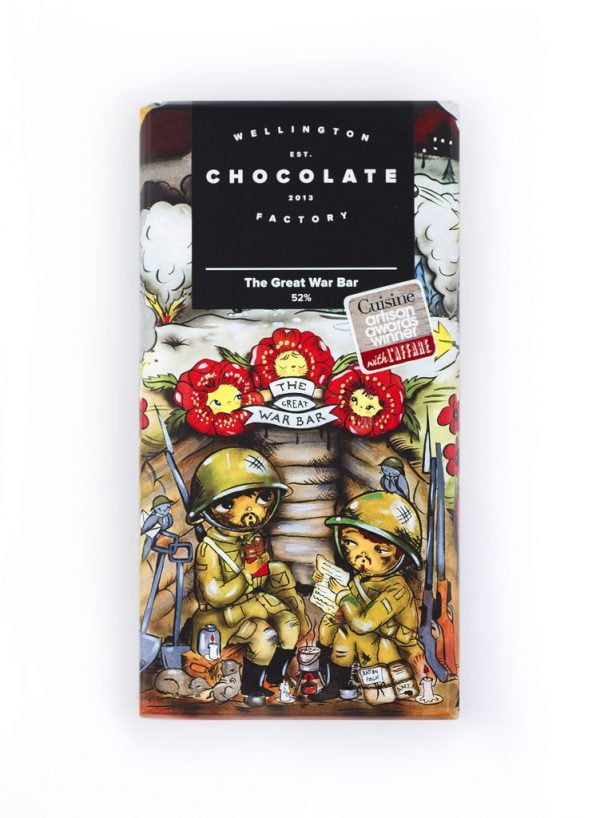 Wellington Chocolate Factory - Great War