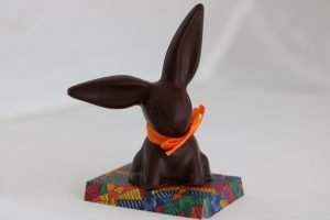 Bean to Bunny - organic easter bunny
