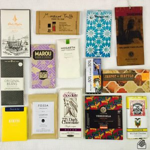Award winners and finalists - 2017 chocolate awards