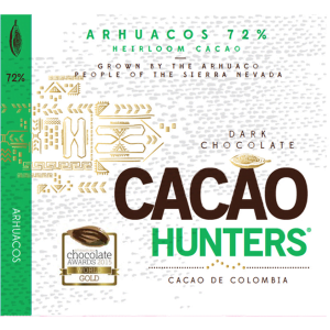 Cacao Hunters - Arhuacos 72%