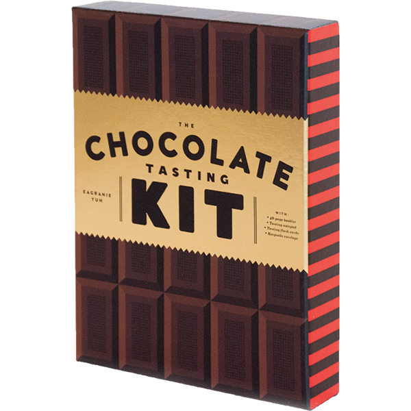 Chocolate Tasting Kit - Eagranie Yuh