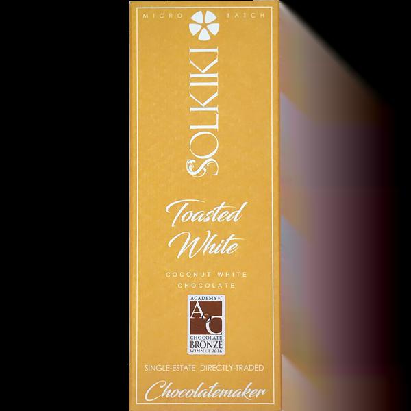 Solkiki - Toasted White