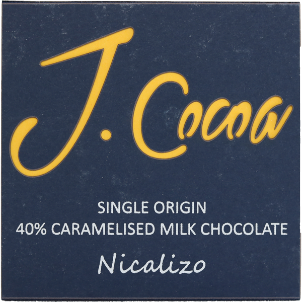 JCocoa - Nicalizo (caramalised milk)