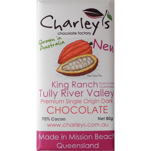 Charleys - King Ranch, Tully River Valley