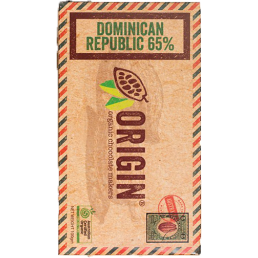 Origin - Dominican Republic