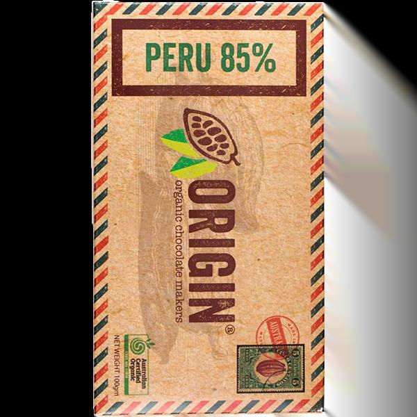 Origin - Peru
