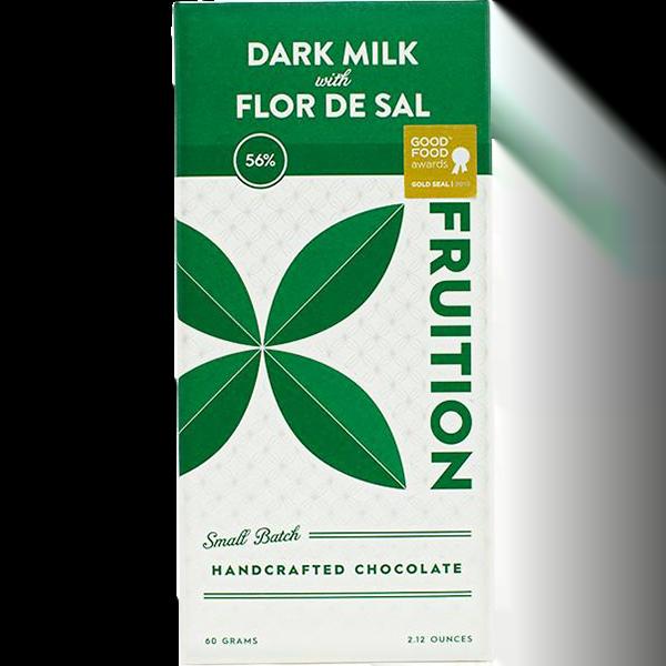 Fruition - Dark Milk Flour de Sal