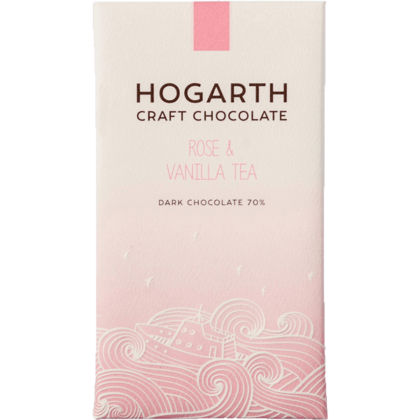 Hogarth - Rose and vanilla tea