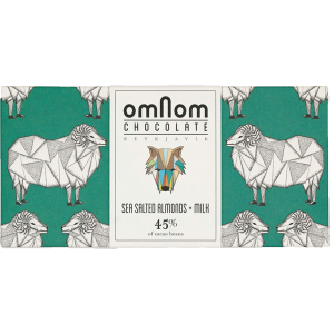 Omnom - Seasalted almonds milk