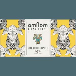 Omnom - Tanzania dark milk