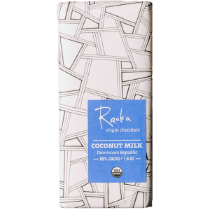 Raaka virgin chocolate - Coconut milk