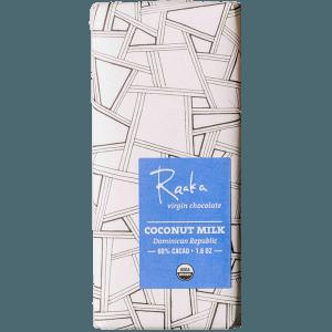 Raaka virgin chocolate - Coconut milk