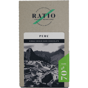 Ratio Cocoa - Peru Dark 70%