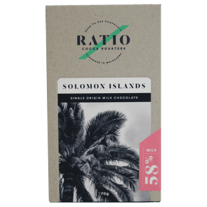 Ratio Cocoa - Solomon Islands Milk