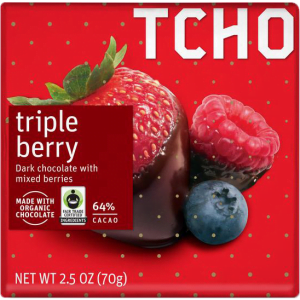 TCHO - Triple berry