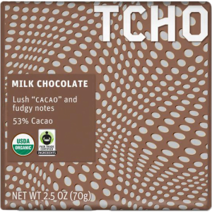 TCHO - Milk Chocolate