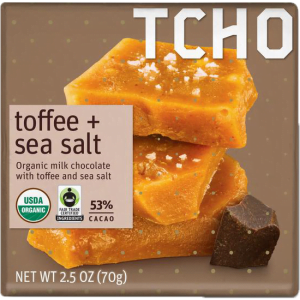 TCHO - Toffee and sea salt