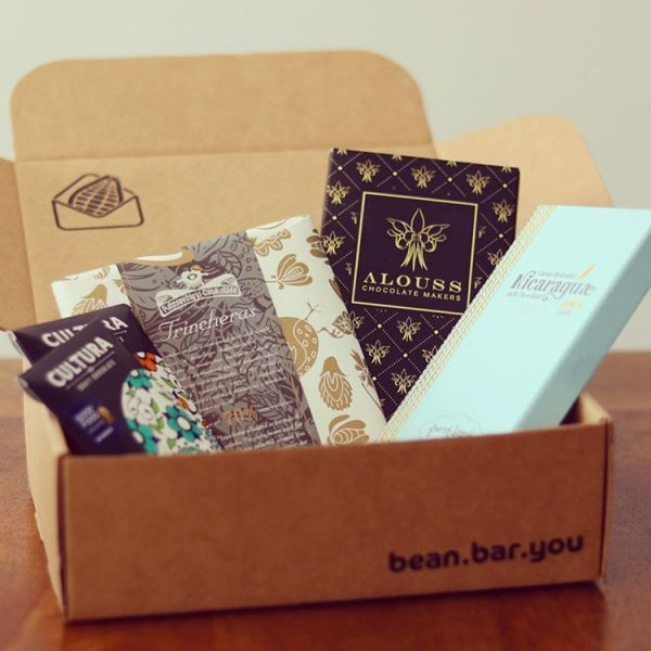 Bean Bar You - Dark Bean to bar collection - April 2018