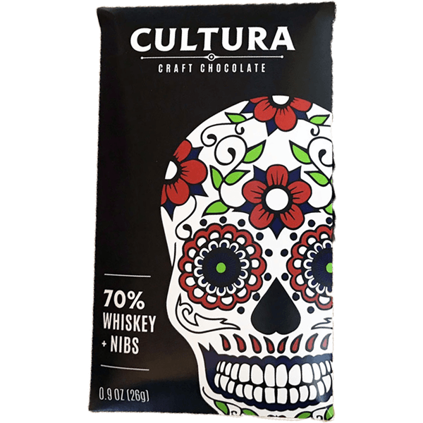 Cultura Craft Chocolate - Whiskey Nibs