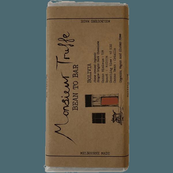 Monsieur Truffe - Bolivia 72%