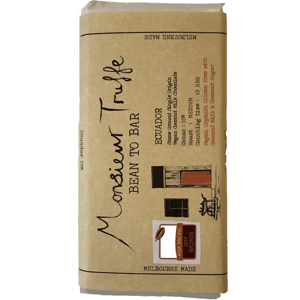 Monsieur Truffe - Ecuador Vegan Milk