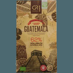 Georgia Ramon - Guatemala 62% Milk