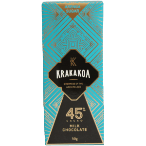 Krakakoa - Milk chocolate 45%