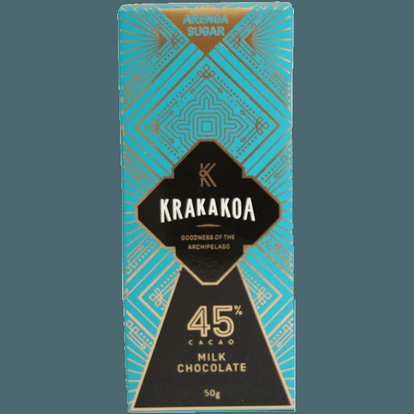 Krakakoa - Milk chocolate 45%