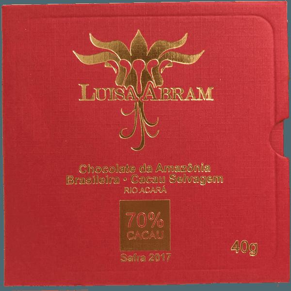 Luisa Abram - Rio Acara 70%