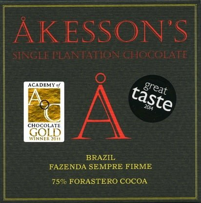 Akessons - Brazil 75%