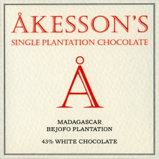 Akessons - Madagascar White 43%