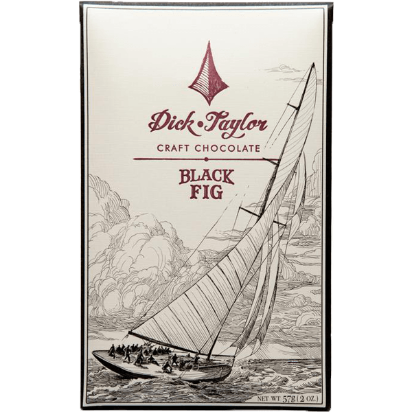 Dick Taylor Craft Chocolate - Black Fig