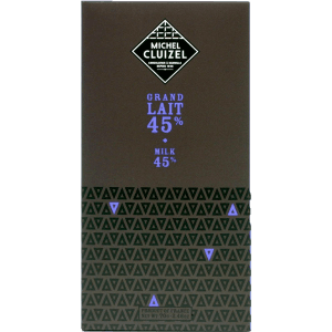Michel Cluizel - Grand Lait 45%