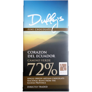 Duffy's - Corazon del Ecuador 72% dark