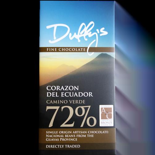 Duffy's - Corazon del Ecuador 72% dark