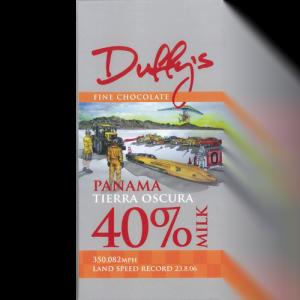 Duffy's - Panama Tierra Oscura Milk 40%