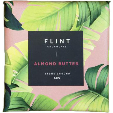 Flint Chocolate - Almond Butter