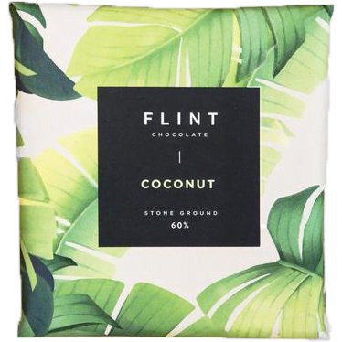 Flint Chocolate - Coconut