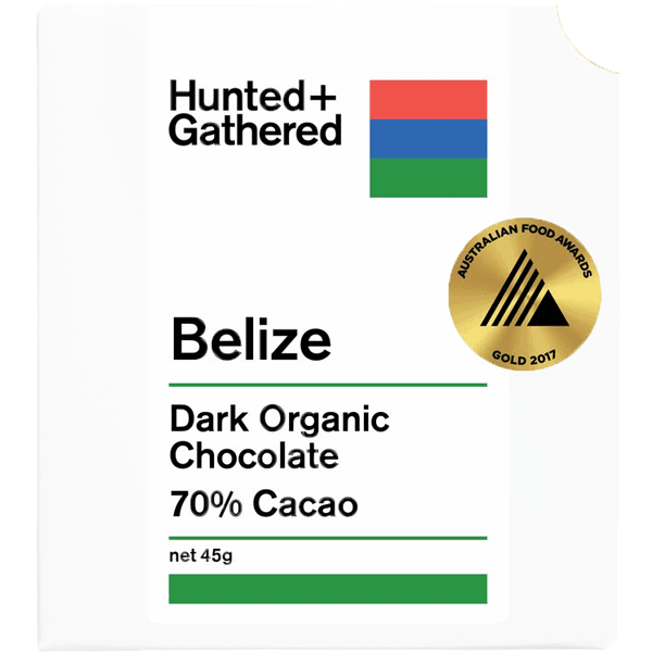Hunted & Gathered - Belize 70%