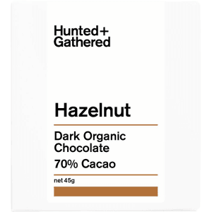 Hunted & Gathered - Hazelnut Dark