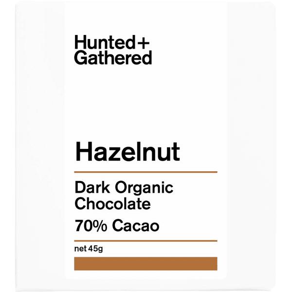 Hunted & Gathered - Hazelnut Dark