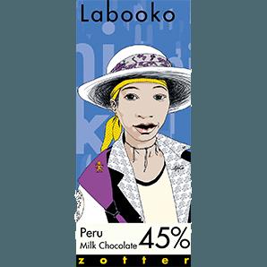 Zotter - Peru 45%
