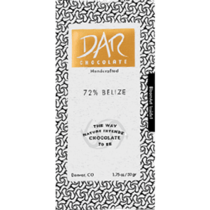Dar Chocolate - Belize 72%