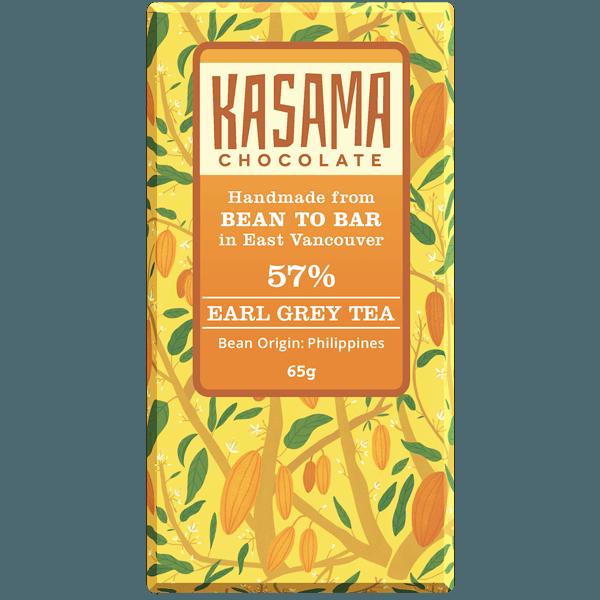 Kasama - Earl Grey Tea 57%
